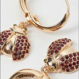VAMPIRE'S WIFE Ladybug Earrings H&M